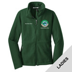 N999 - S1.0 - Emb - L217 - Ladies Fleece Jacket