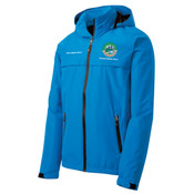 J333 - EMB - Outdoor Ethics Rain Jacket