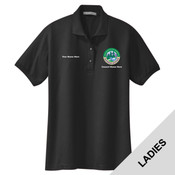L500 - EMB - Outdoor Ethics Ladies Pique Polo