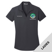 L572 - EMB - Outdoor Ethics Ladies Wicking Polo